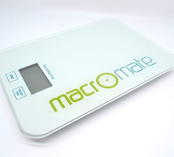 Food Scale (White)