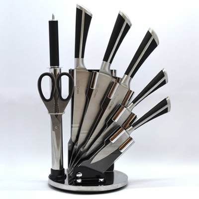 Macromate Knife Set (Black)