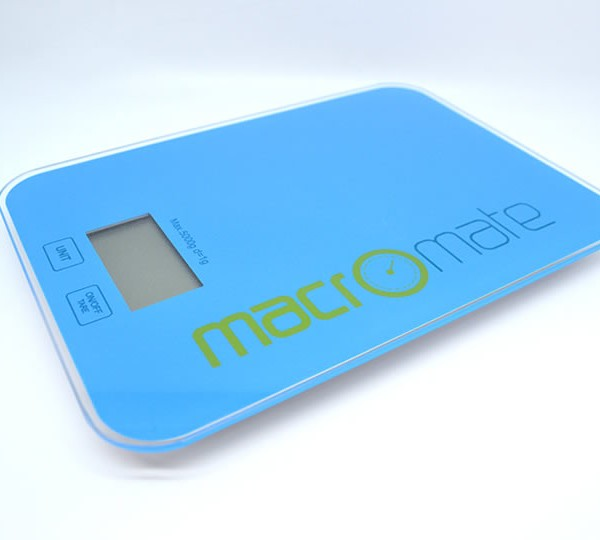 Food Scale (Blue)